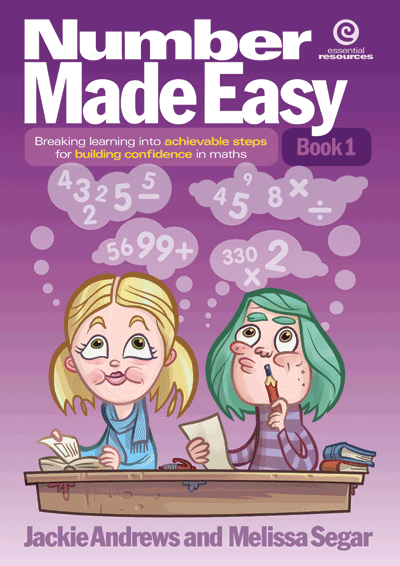 Number Made Easy Bk 1 Cover