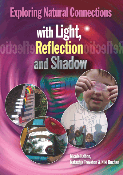 Exploring Natural Connections with Light, Reflection and Sha Cover