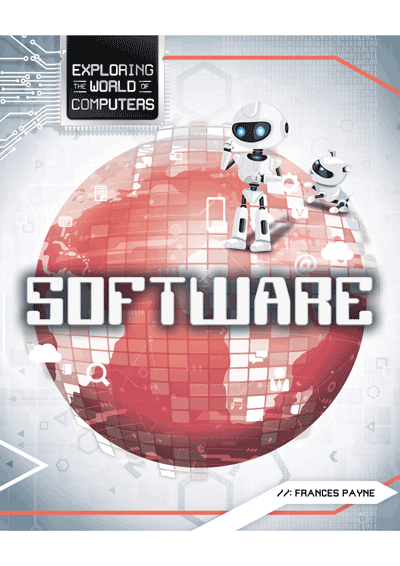 Exploring Computers - Software Cover