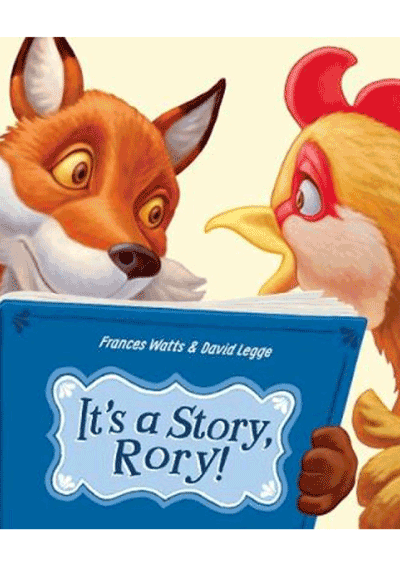 It's a Story Rory Cover