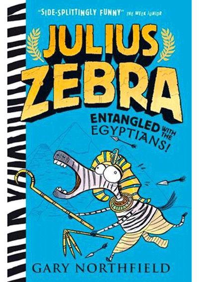 Julius Zebra Cover