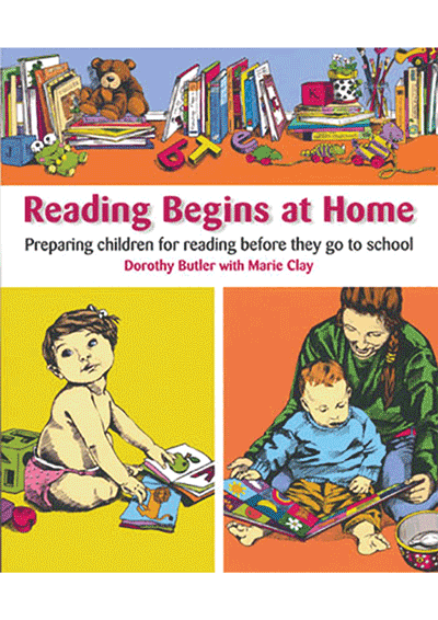 Reading Begins at Home Cover