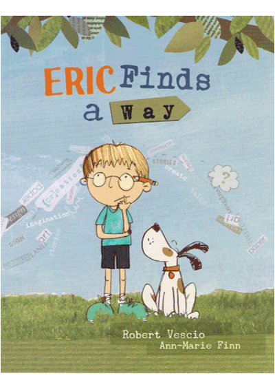 Eric finds a way Cover