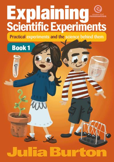 Explaining Scientific Experiments - Bk 1 Cover