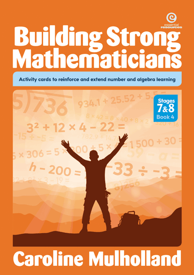 Building Strong Mathematicians Bk 4 Cover