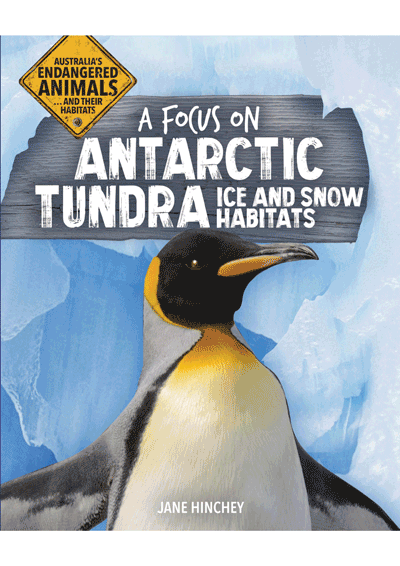 A Focus on Antarctic Tundra Cover