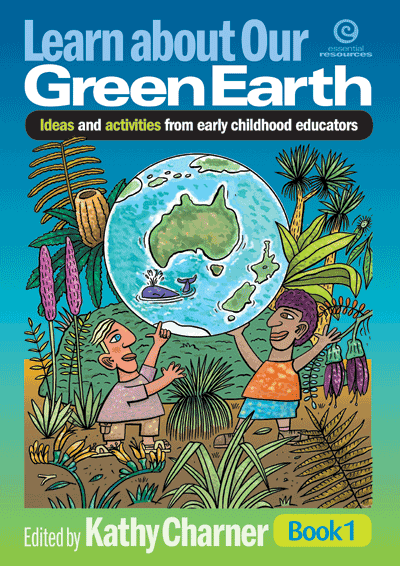Learn about Our Green Earth Bk 1 Cover