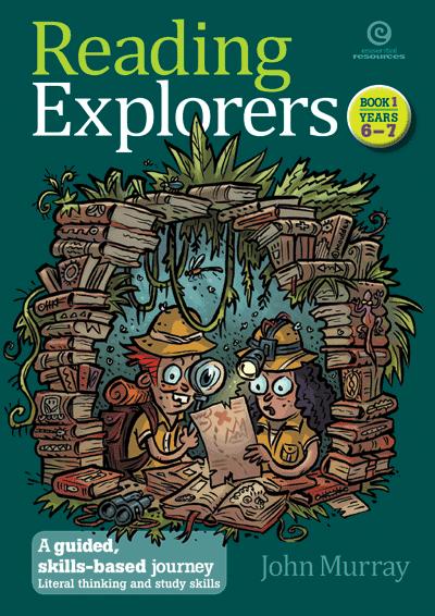 Reading Explorers Bk 1 Yrs 6-7 Cover