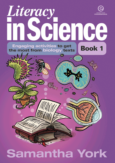 Literacy in Science Bk 1 Biology Cover