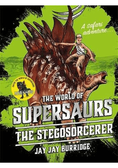 The World of Supersaurs Cover
