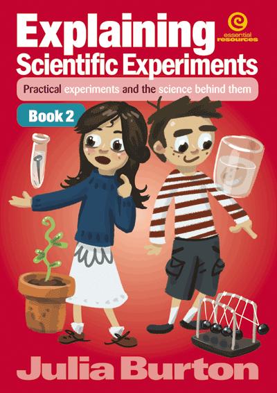 Explaining Scientific Experiments - Bk 2 Cover