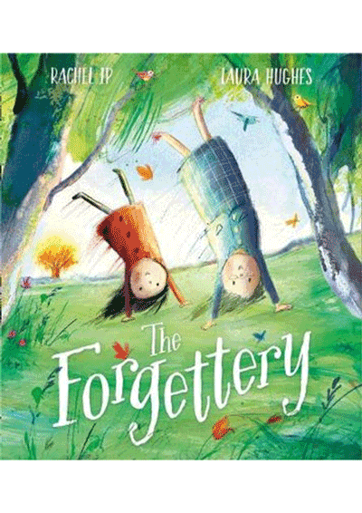 The Forgettery Cover