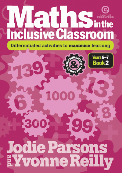 Maths in the Inclusive Classroom  Bk 2 Cover