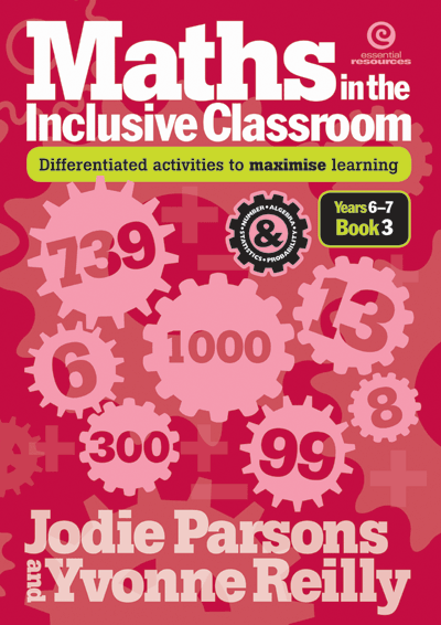 Maths in the Inclusive Classroom  Bk 3 Cover
