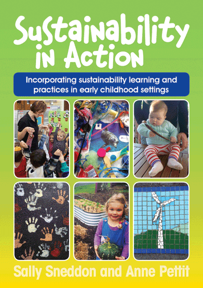 Sustainability in Action in Early Childhood Settings Cover