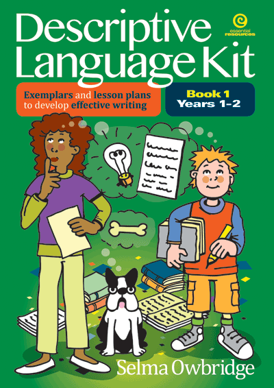 Descriptive Language Kit Bk 1 Yrs 1-2 Cover