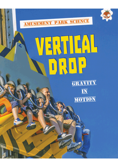 Amusement Park Science Vertical Drop Cover