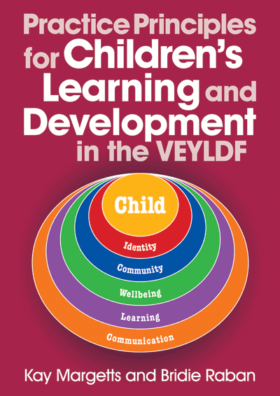 Practice Principles for Children's Learning and Development Cover