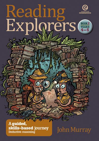 Reading Explorers Bk 2 Yrs 4–5: Deductive reasoning Cover