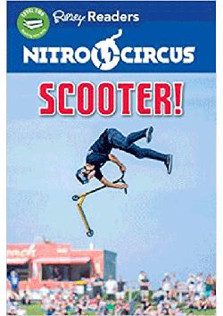 Nitro Circus, Scooter