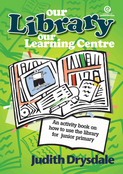 Our Library, Our Learning Centre Bk 3 Cover