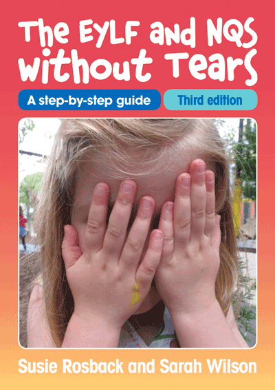 EYLF and NQS without Tears 3rd edition Cover