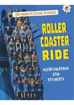 Amusement Park Science Roller Coaster Ride
