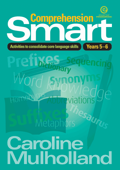 Comprehension Smart for Yrs 5-6 Cover