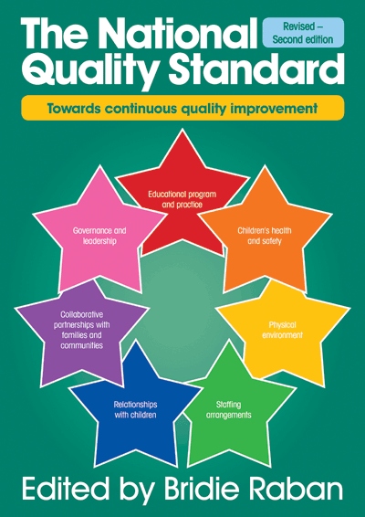 National Quality Standard - Revised Second Edition Cover