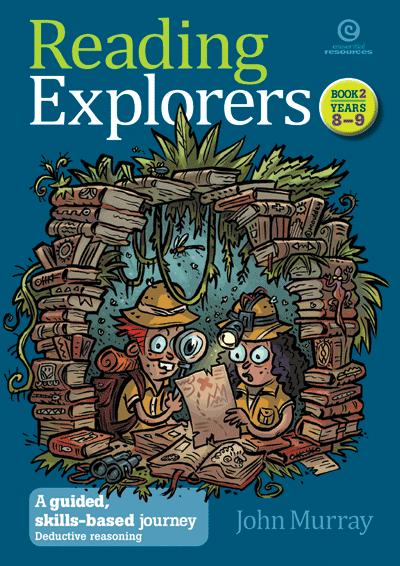 Reading Explorers Bk 2 Yrs 8-9 Cover