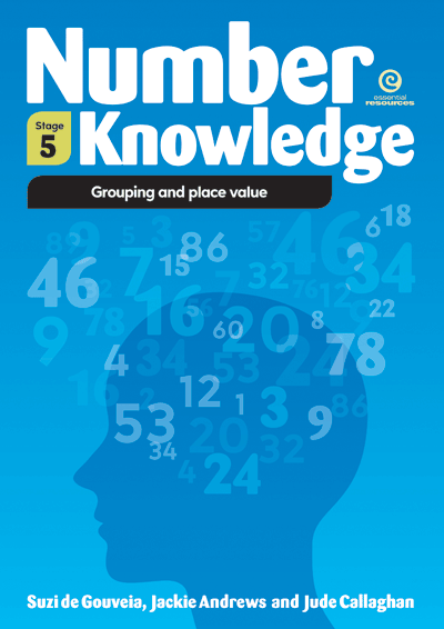 Number Knowledge: Grouping and Place Value (Stage 5) Cover