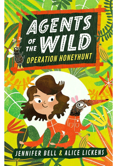Agents in the Wild Cover