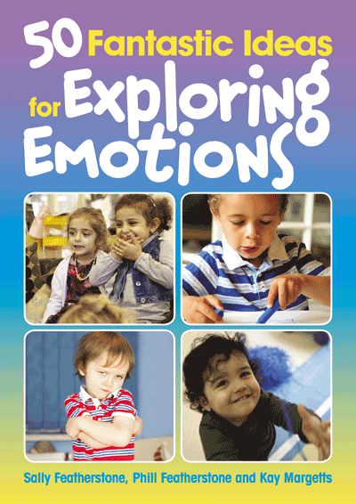 50 Fantastic Ideas for Exploring Emotions Cover