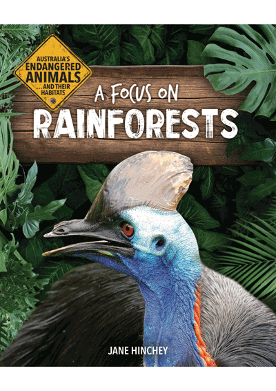 A Focus on Rainforests Cover