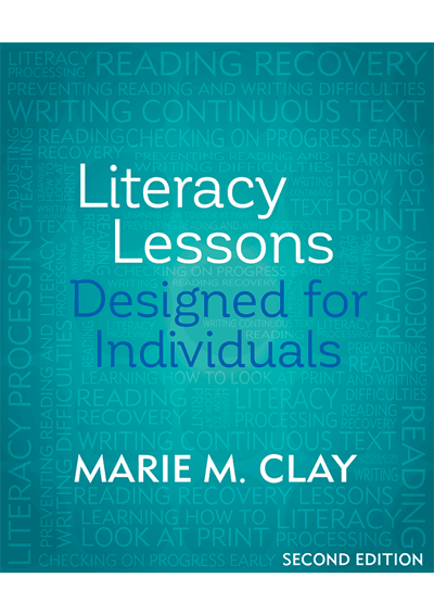 Literacy Lessons 2nd edition Cover