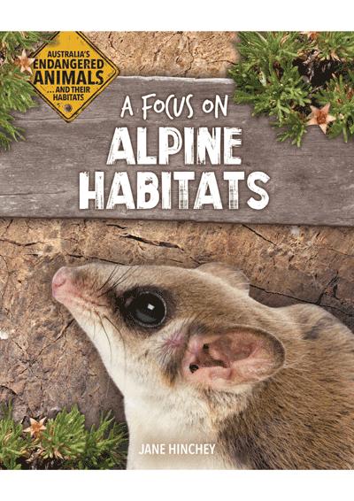 A Focus on Alpine Habitats Cover