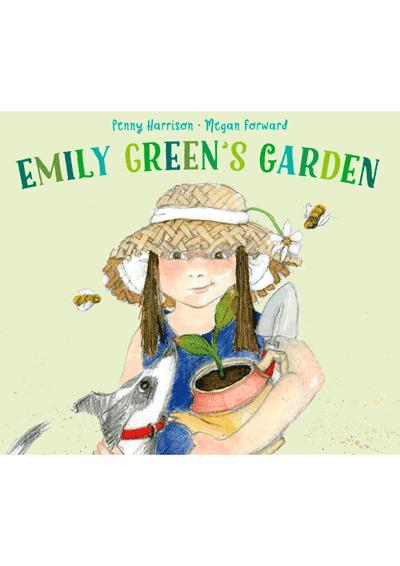 Emily Green's Garden Cover