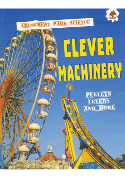 Amusement Park Science Clever Machinery Cover