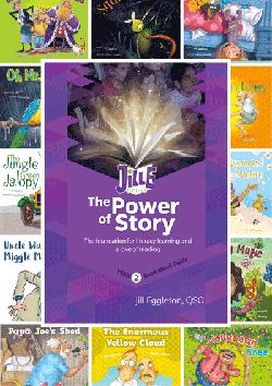 JillE Read Aloud Books and Teacher Guide, Pack 2