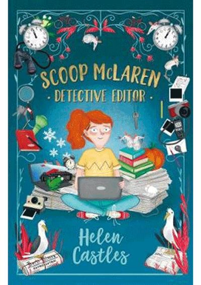 Scoop McLaren Detective Editor Cover