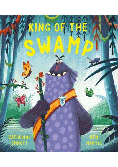 King of the Swamp Cover