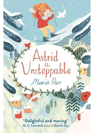 Astrid the Unstoppable Cover