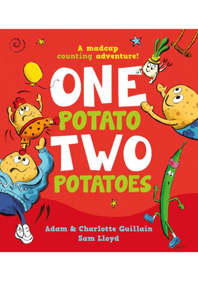 One Potato, Two Potatoes Cover