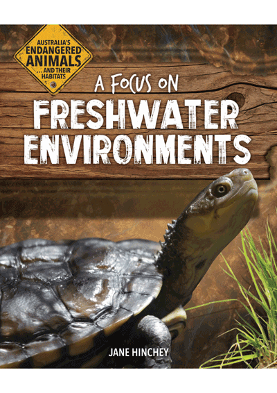 A Focus on Freshwater Environments Cover