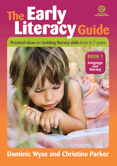 The Early Literacy Guide: Bk 1 Resources Cover