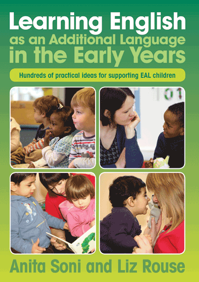 Learning English as an Additional Language in the Early Year Cover