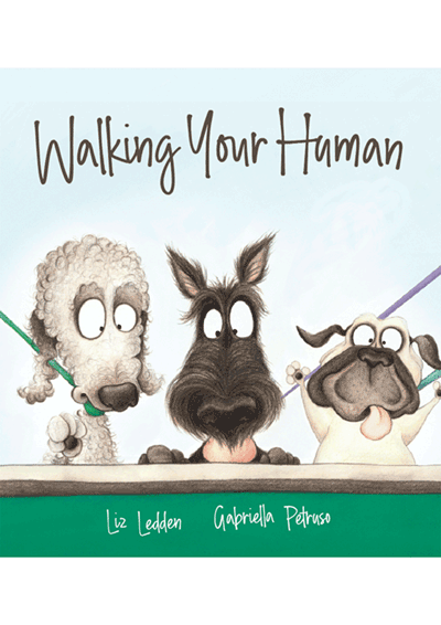 Walking Your Human Cover