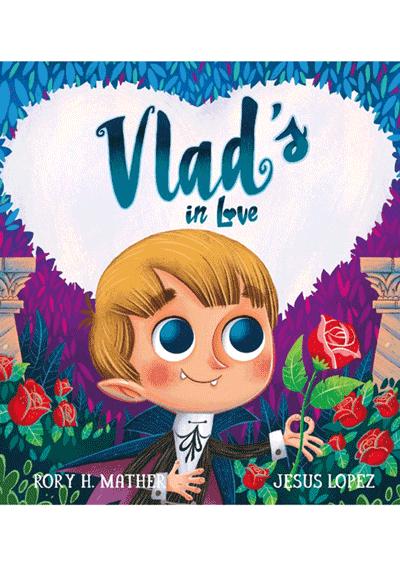 Vlad's in Love Cover