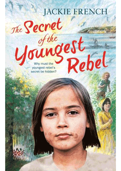 The Secret of Youngest Rebel Cover