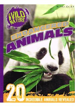 Wild Nature Endangered Animals